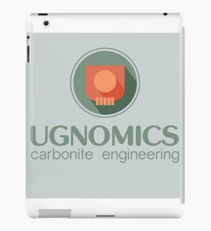 Ugnaughts - Star Wars iPad Case/Skin