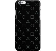 Game Buttons iPhone Case/Skin