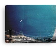 Build A Bridge Canvas Print