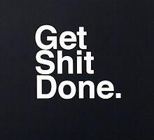 Get shit done by nekhebit