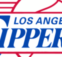 clippers Sticker