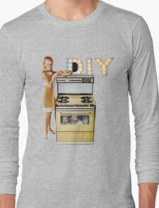 DIY. Long Sleeve T-Shirt