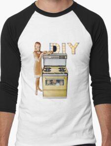 DIY. Men's Baseball ¾ T-Shirt