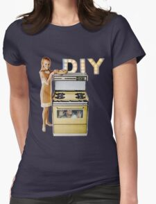 DIY. Womens Fitted T-Shirt