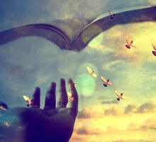 Flying book by Jessica  Lia