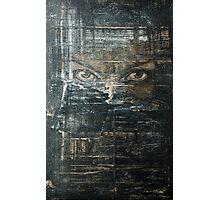 Dark Eyes Photographic Print