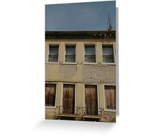 White in Venice Greeting Card