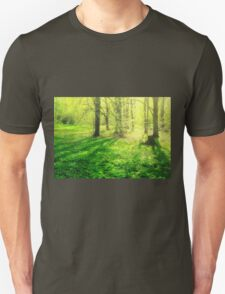 Forest Glow Unisex T-Shirt