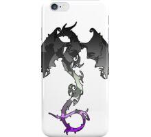 Ace dragon logo iPhone Case/Skin
