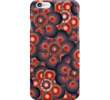 Modern Floral Decorative Pattern Print iPhone Case/Skin