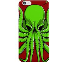 Mad God Cthulhu iPhone Case/Skin