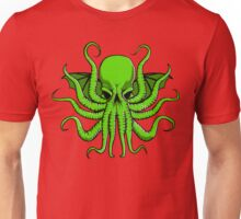 Mad God Cthulhu Unisex T-Shirt