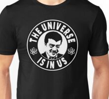 The Universe Is In Us - Neil DeGrasse Tyson  Unisex T-Shirt