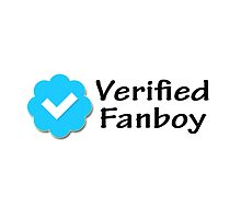 """Verified Fanboy"" by AliyaStorm"