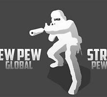 Pew Pew Strike : Global Pewing by RBSTORESSX