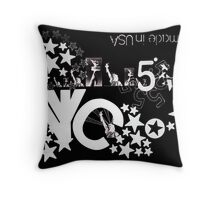 NYC - The city of Stars Throw Pillow