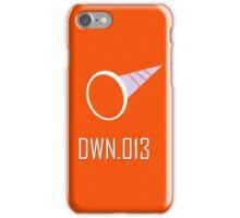 DWN.013 - Crash Man iPhone Case/Skin