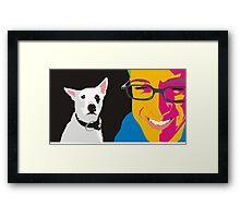 humour Framed Print