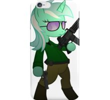 Counter Strike My Little Pony iPhone Case/Skin