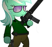 Counter Strike My Little Pony by RBSTORESSX