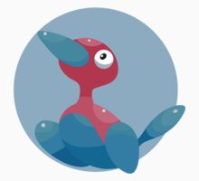 Porygon2 - 2nd Gen by Missajrolls