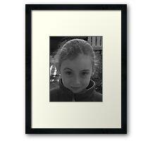 Rachael Framed Print