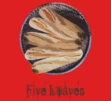 Five Loaves by Carrie Jackson