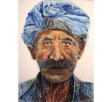 Peasant Photographic Print