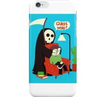 Guess Who? Reaper iPhone Case/Skin