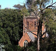 St Pauls Anglican Church, Carcoar, NSW by Jan Richardson