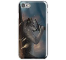 exhaustion iPhone Case/Skin