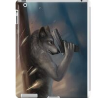 exhaustion iPad Case/Skin