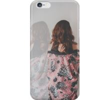 Long Winter Days iPhone Case/Skin