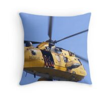 air sea rescue 2 Throw Pillow