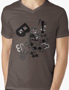 JamesBond as SeanConnery forever Mens V-Neck T-Shirt