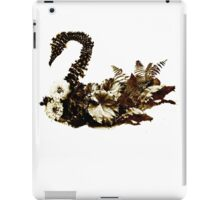 Garden Swan - Something for the Dawlish  iPad Case/Skin