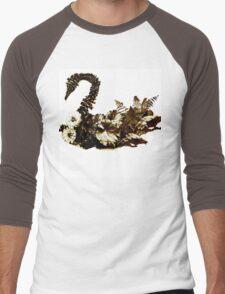 Garden Swan - Something for the Dawlish  Men's Baseball ¾ T-Shirt