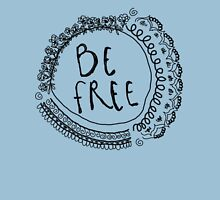 Be Free Bohemian Graphic T-Shirt