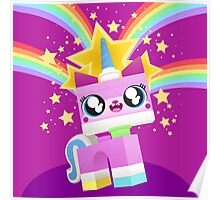 Princess Unikitty YAY! Poster