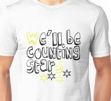 Counting Stars Unisex T-Shirt