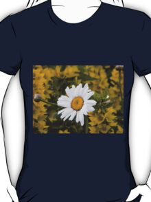 Chamomiles in the garden T-Shirt