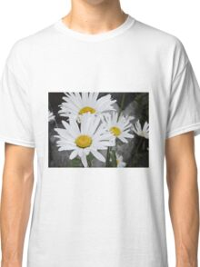 Chamomiles in the garden 5 Classic T-Shirt