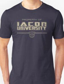 Property of Iacon University T-Shirt