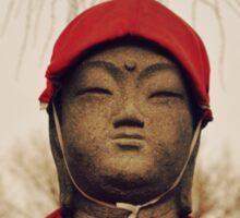 Buddha Boy Sticker
