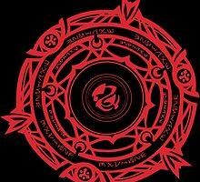 Gremory Clan Magic Circle by Crytiv PH
