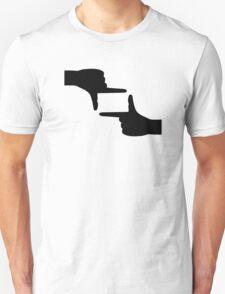 Hand camera T-Shirt