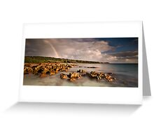 Castle Bay - Dunsborough Greeting Card