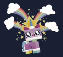 Princess Unikitty YAY! Kids Tee