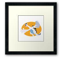 Lugia - 2nd Gen Framed Print