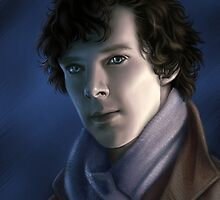 Sherlock by Erin Glidden